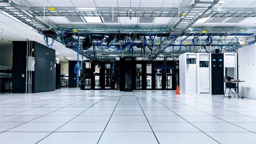 IT Security Server Room