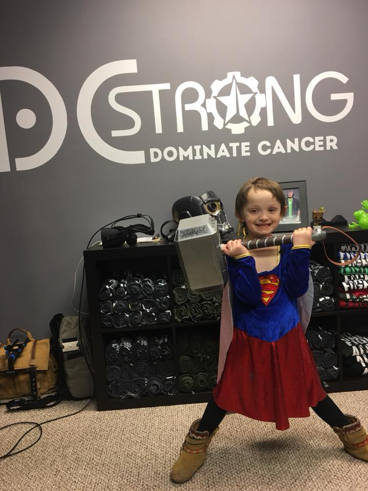 DC Strong Charity